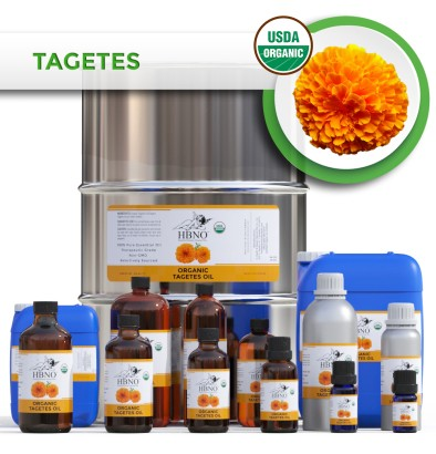 Tagetes Essential Oil, Organic